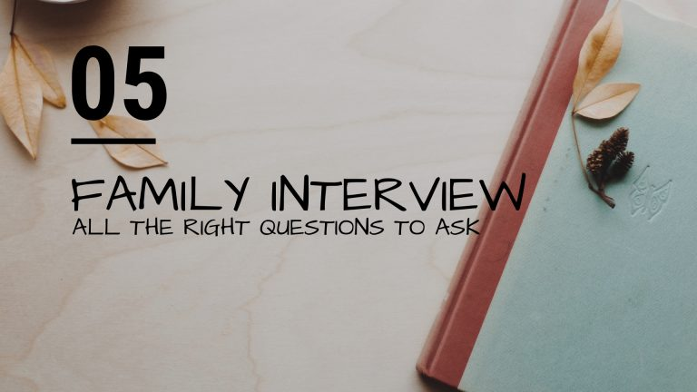 Family Interview – Au Pair in America